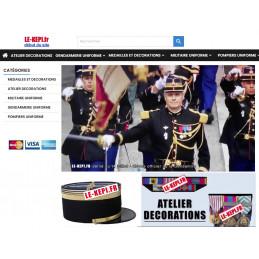 site d'uniforme LEKEPI.fr